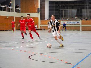 Am kommenden Wochenende rollt wieder der Ball in der Schwarzwaldhalle beim Turnier des FC Ottenhöfen.
