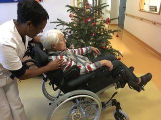 Vom Zuschuss der Glücksspirale profitieren Bewohner und Pflegekräfte.