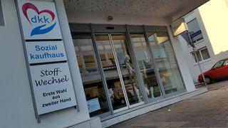 """Positiv fällt die erste Bilanz des Trägervereins des Sozialkaufhauses """"Stoff-Wechsel"""" in Kehl aus."""