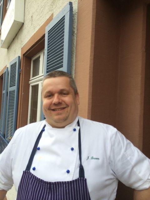 Joachim Braun, Helmers Restaurant, Offenburg-Elgersweier