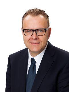 Amtsinhaber Guido Schöneboom tritt wieder an.