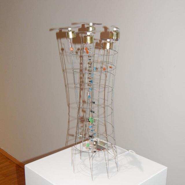Mit seinem Schaffen bewegte sich der Künstler Peter Vogel zwischen Kunst, Philosophie und Neurophysiologie.