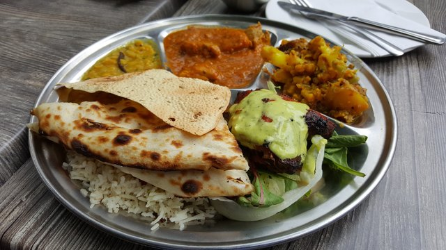 Indische Kuche Und Die Gewurze Fein Komponierte Speisen Ortenau