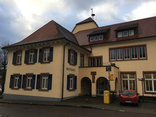 Das Seelbacher Rathaus wird umgebaut.