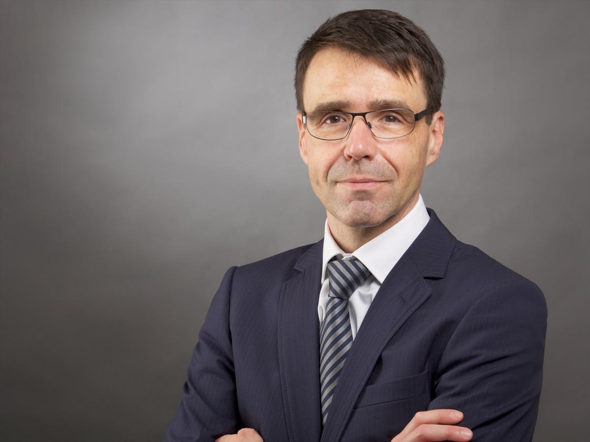 Privatdozent Dr. Carsten Schwänen, Leiter des Onkologischen Zentrums Ortenau, Chefarzt der Hämatologie, Onkologie und Palliativmedizin am Ortenau Klinikum Offenburg-Gengenbach