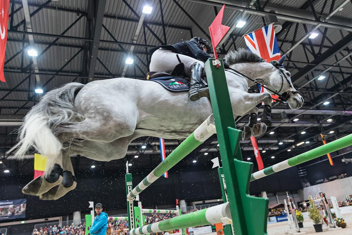 Ab dem kommenden Donnerstag wird bis zum Sonntag in der Baden Arena in Offenburg wieder großer Reitsport geboten.