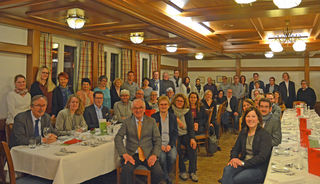 Gut besucht war der Kehler Einzelhandels Dialog der Stadtmarketing- und Wirtschaftsförderungs GmbH.