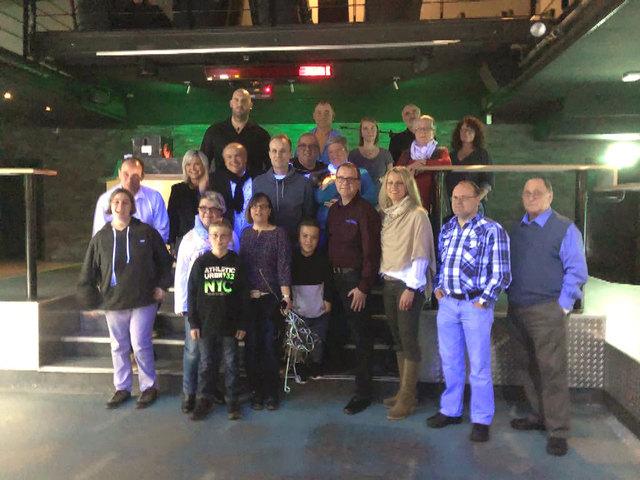 Das Forum Hausach, Familie und Freunde zeigten sich mit der Bärenfamilie Roth-Armbruster dankbar.