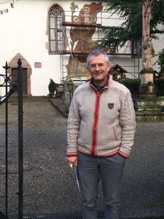 Pfarr-Kooperator Christoph Nobs kommt noch vor Ostern, am Palmsonntag, in die Seelsorgeeinheit Hausach-Hornberg.