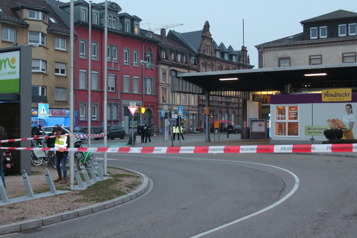Ab kurz nach 16 Uhr ging nichts mehr rund um den Offenburger Bahnhof.