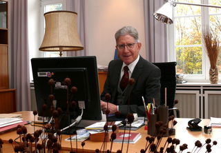 Oberbürgermeister Wolfgang G. Müller