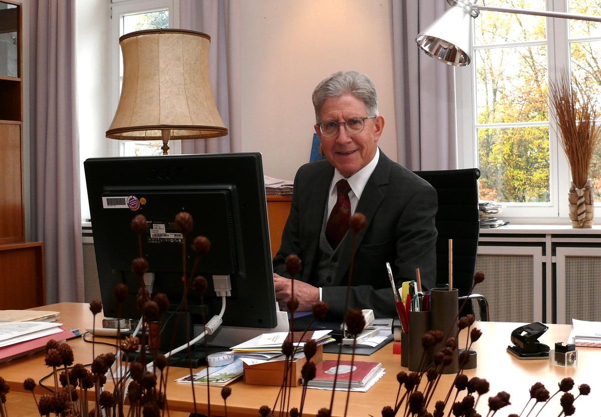 Oberbürgermeister Wolfgang G. Müller
