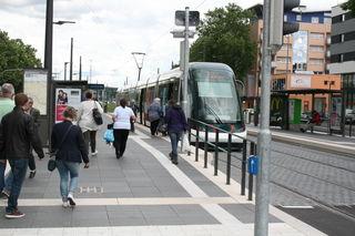 Die Stadt Straßburg fordert Bürger und Besucher auf, öffentliche Verkehrsmittel zu nutzen. Der Feinstaubwert überschritt am Freitag, 9. Februar, die erlaubte Höchstgrenze.