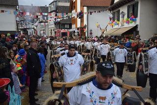 Fröhlich und ohne Vorkommnisse, wie hier bei den Ortenauer Narrentagen in Willstätt, verlief die Fastnacht in der Ortenau.