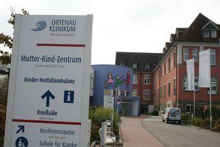 Kinderklinik und Mutter-Kind-Zentrum am Ortenau Klinikum