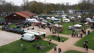 Die Feldscheune Kehl veranstaltet auch 2018 wieder ihr Frühlingsfest. Die Anmeldung zum Bauernmarkt läuft bereits. Doch vorher gibt es eine ungewöhnliche Ausstellung zu sehen.