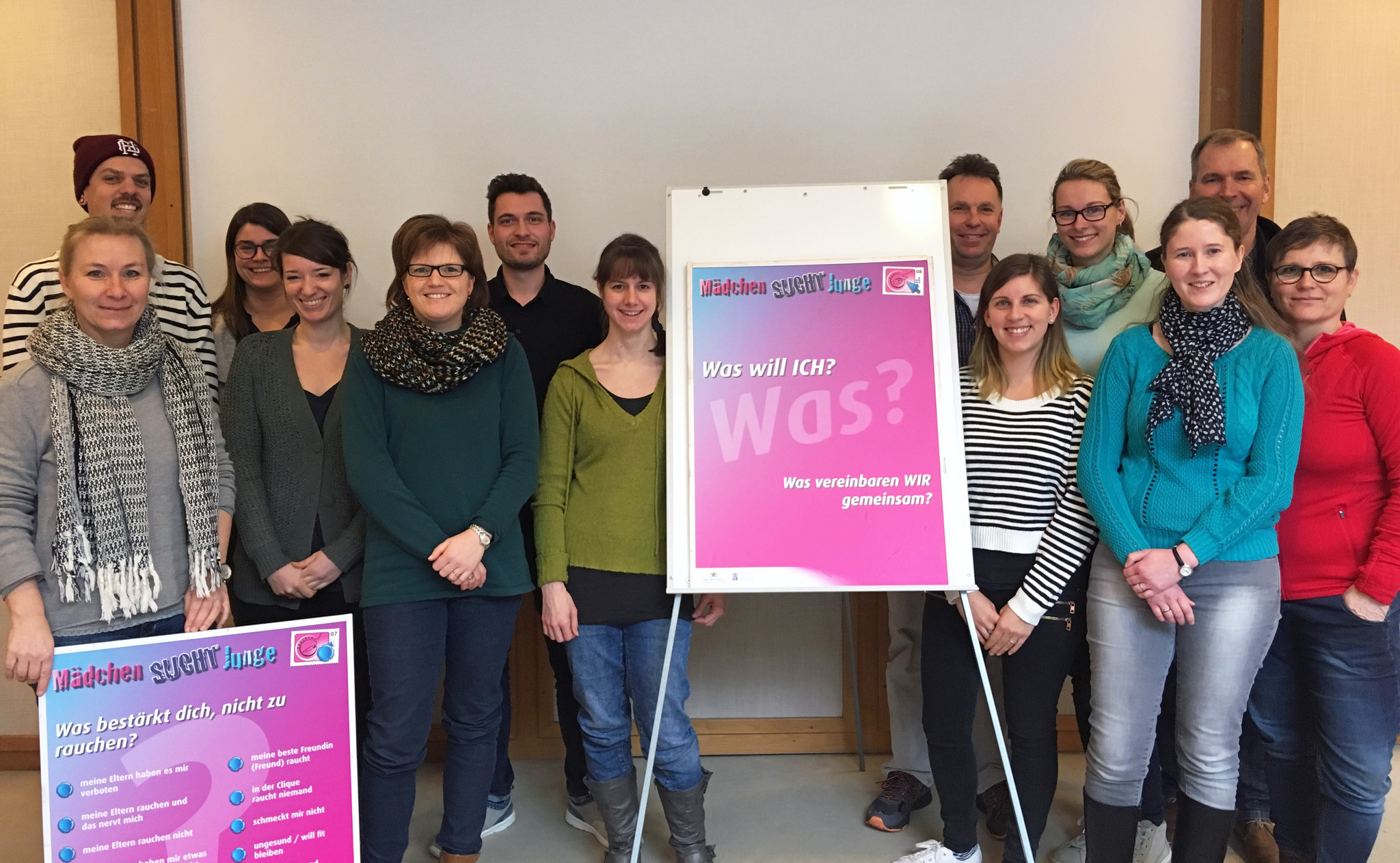 """""""Mädchen SUCHT Junge: Neue Trainer qualifiziert - Ortenau"""