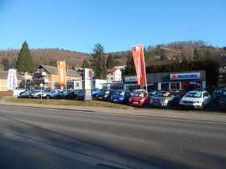 Der neue Swift und der Ignis sind aktuelle Highlights im Autohaus Baral in der Kuhbacher Hauptstraße.