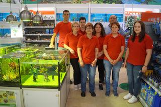 Das Team von Zoo & Co in Kehl bietet geballtes Wissen rund ums Tier.