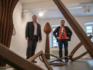 Mathias Benz und Ulrich Reich