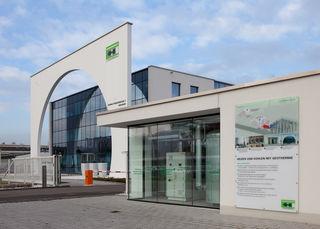 Die Geothermieanlage von Herrenknecht in Schwanau