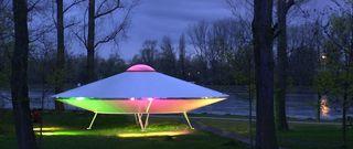 Mit einem Vortrag beginnt die Saison im Kehler UFO im Rheinvorland.