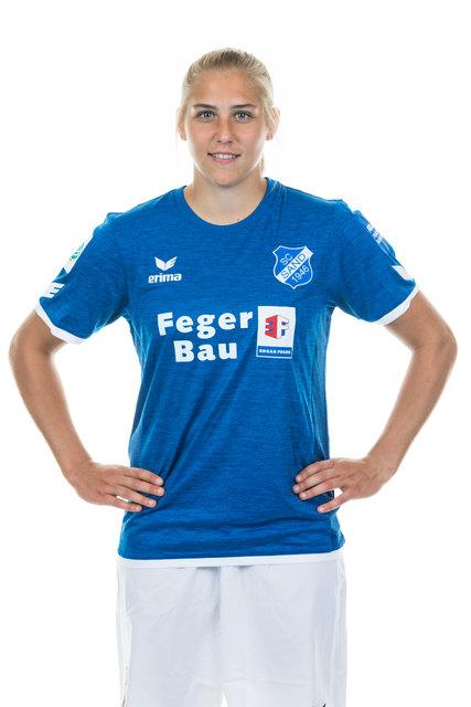 Mittelfeldspielerin Johanna Tietge fällt wegen eines Kreuzbandrisses für den Rest der Saison aus.