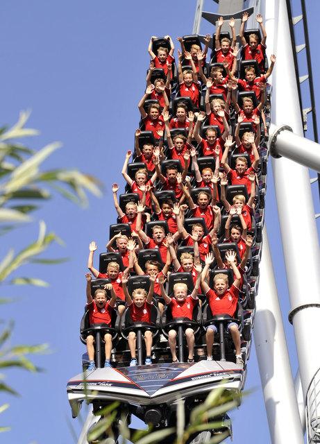 Die FC Bayern Kids-Club Fußballcamps kommen wieder in den Europa-Park.