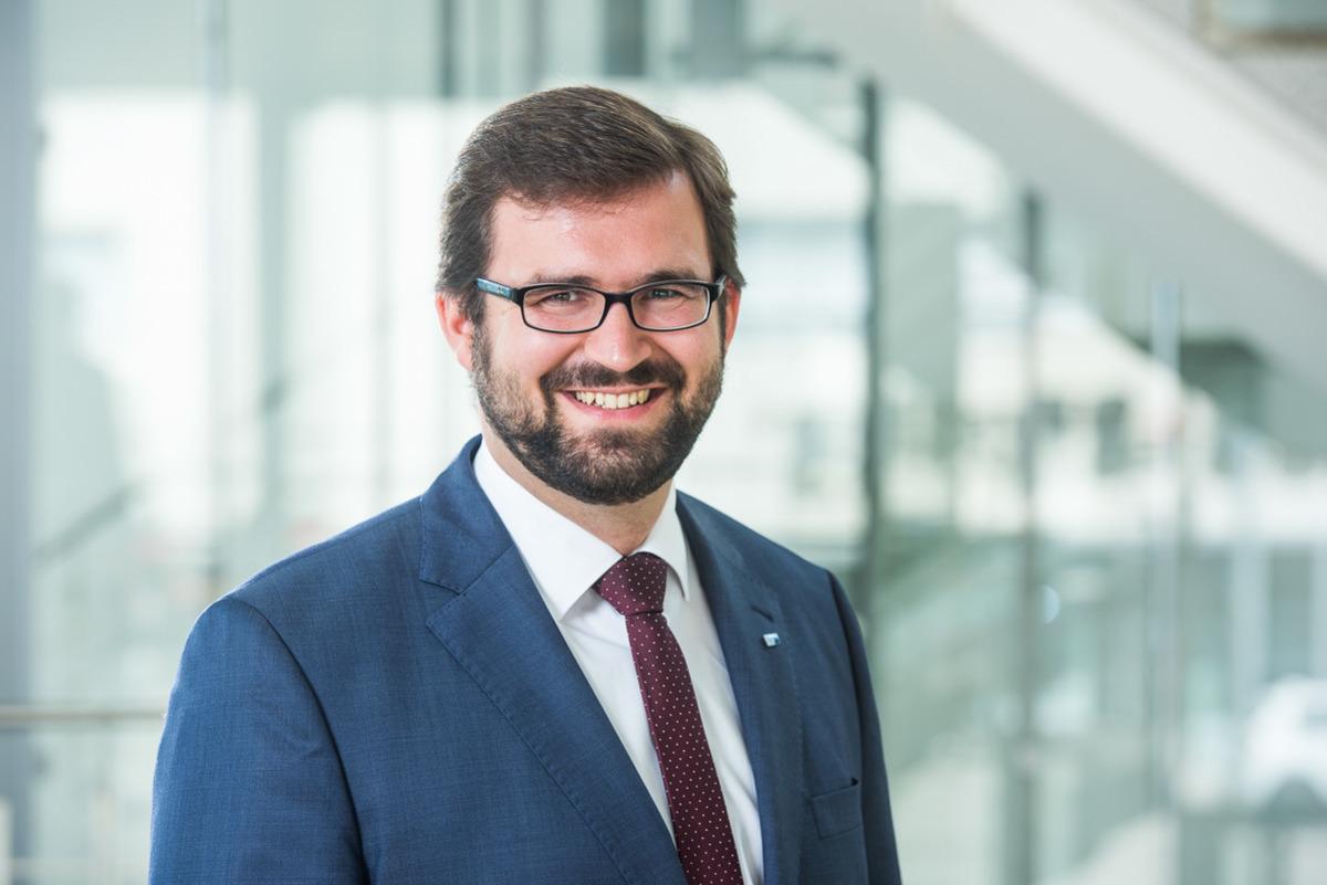 Simon Kaiser, Leiter des Geschäftsbereichs Aus- und Weiterbildung der IHK Südlicher Oberrhein