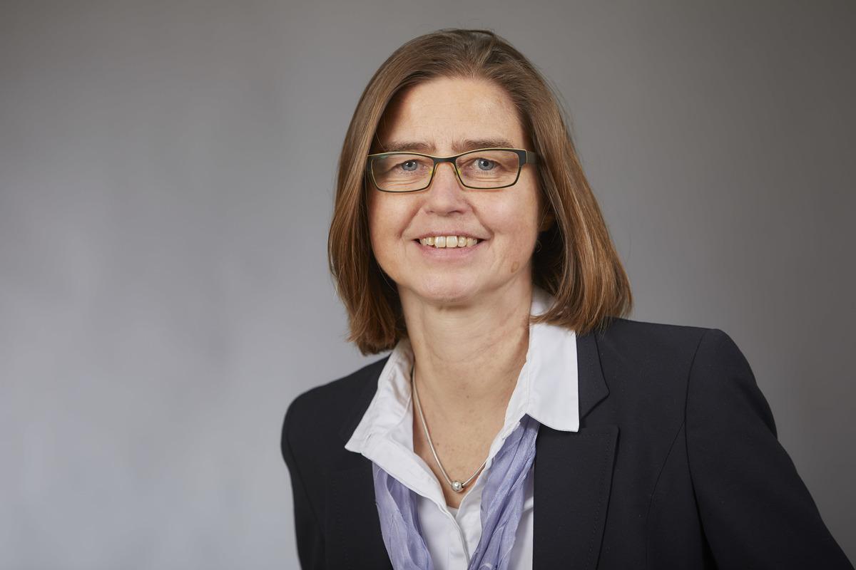 Angela Pöpplau-Hübner, Geschäftsführerin operativer Bereich der Arbeitsagentur Offenburg