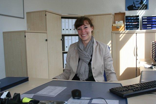 Rektorin Silke Moser freut sich auf interessierte Vereine oder Einzelpersonen, aus Hornberg, die sich mit ihrem Wissen für die Schüler einbringen wollen.