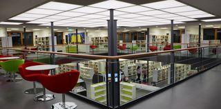 Die Stadtbibliothek Achern erfreut weiterhin eines großen Zuspruchs und steigender Besucherzahlen.