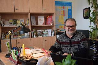 Klaus Allgaier von der Demenzagentur Kinzigtal bietet eine wertvolle Unterstützung für Angehörige von Erkrankten an.