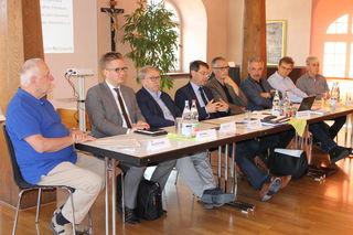 Pressekonferenz in Ettenheim nach dem Klinik-Gutachten