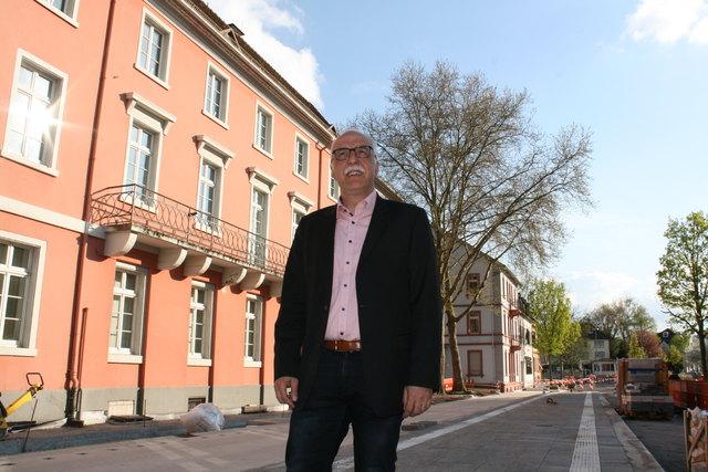 Toni Vetrano ist seit vier Jahren Oberbürgermeister in Kehl.
