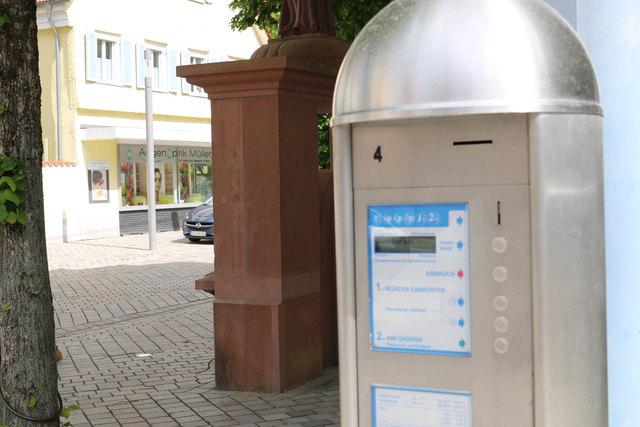 In Oberkirch gilt eine neue Parkgebührenordnung. Das Parken bleibt weiterhin günstig. Samstags sind keine Parkgebühren zu zahlen.