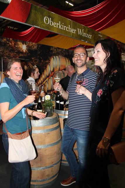 Genuss und gute Laune auf der Badischen Weinmesse mit Baden Spirits