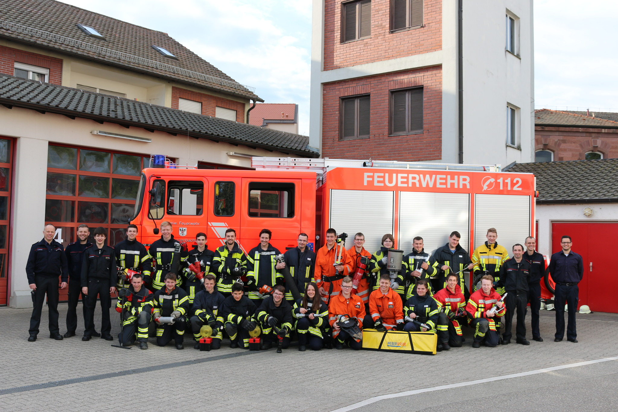 Feuerwehr Gengenbach