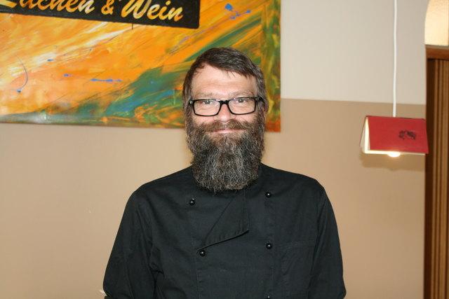 """Christian Kiefer, """"Restaurant Windeck – Lachen und Wein"""", Offenburg"""