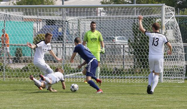 Der FSV Altdorf sorgte mit dem 2:0 gegen Schutterwald für ein böses Erwachen bei den Gästen.