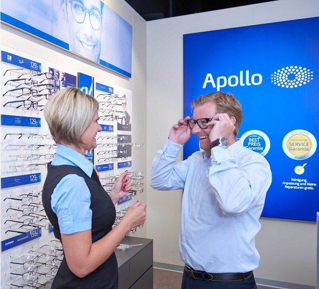 Nach einer Umbauphase hat Apollo in Kehl wieder in der Hauptstraße geöffnet.