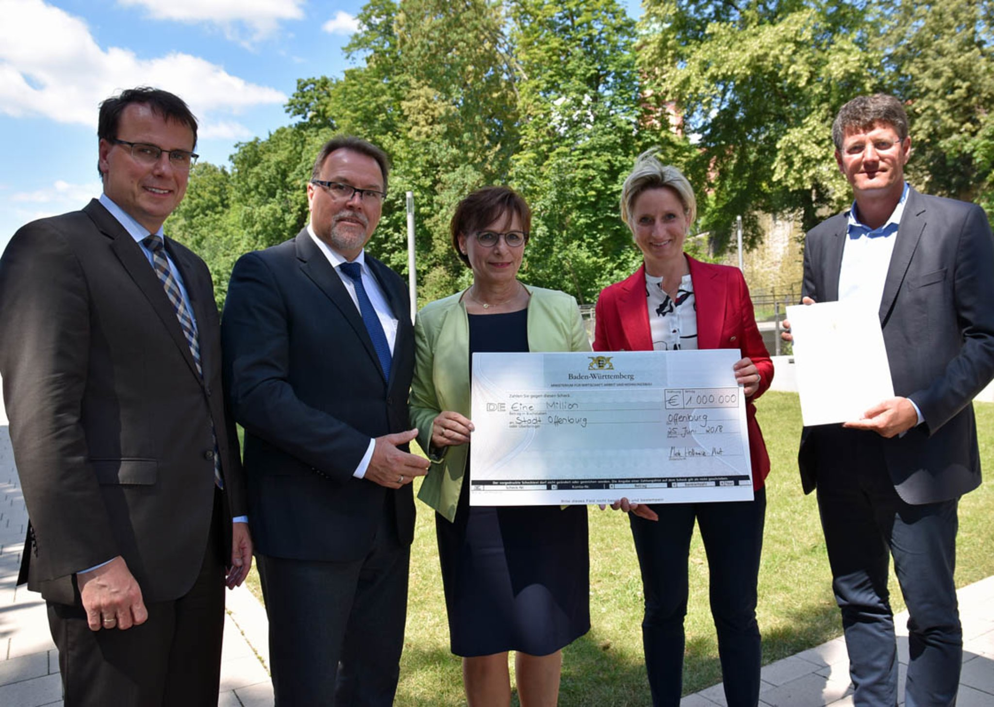 Finanzspritze aus Stuttgart: Eine Million Euro für die Planung im ...