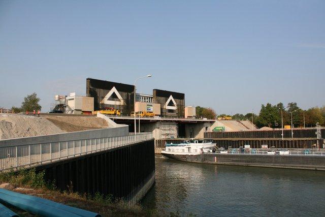 Rheinübergang Gambsheim