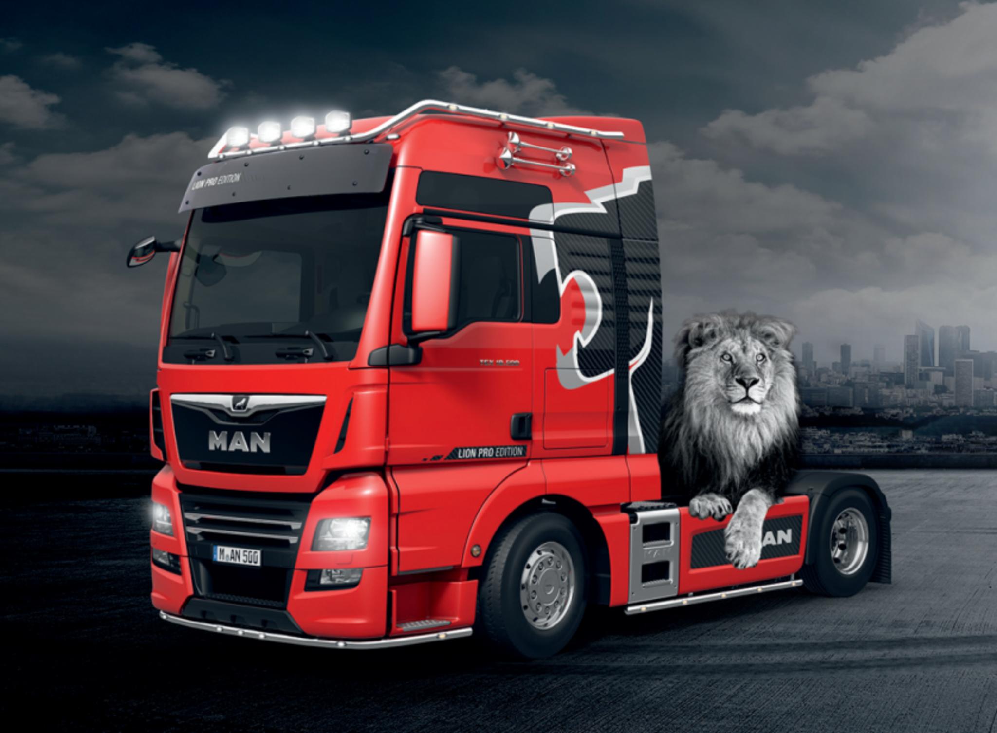 HeimatEntdecker Job & Karriere: MAN Truck & Bus ...