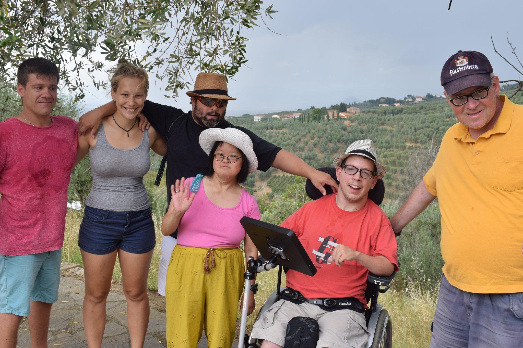 Behinderten partnervermittlung