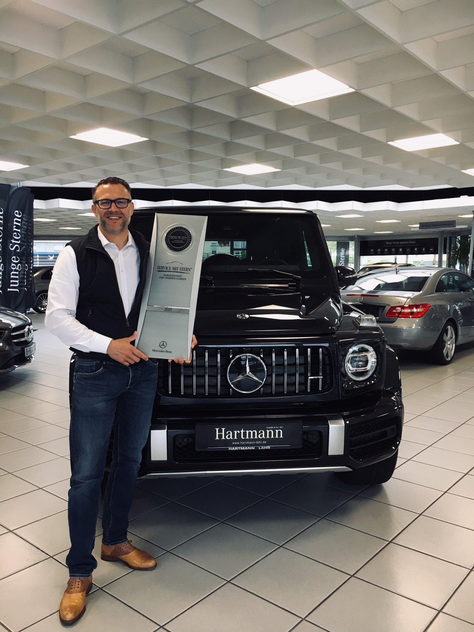 Mercedes Benz Hartmann