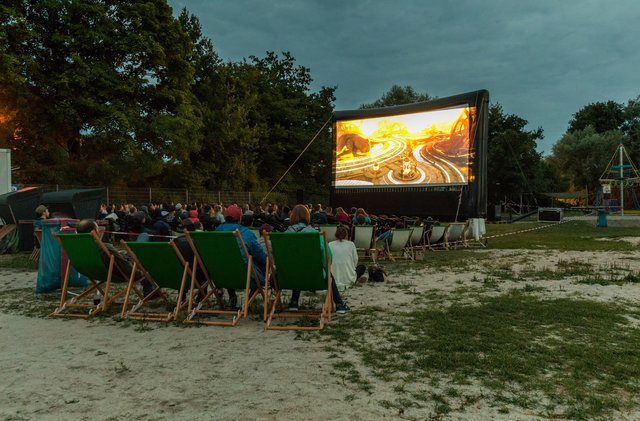 Open Air Kino Offenburg