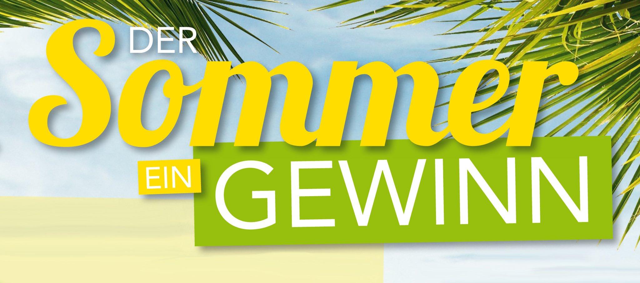 Buchstaben-Sommer-Gewinnspiel