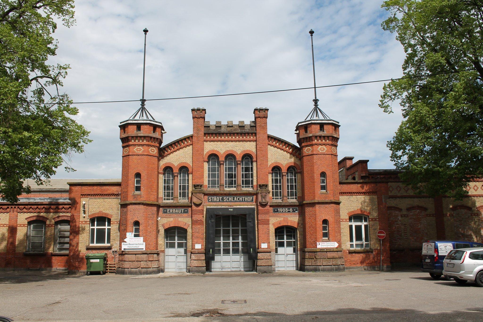 Schlachthof Offenburg