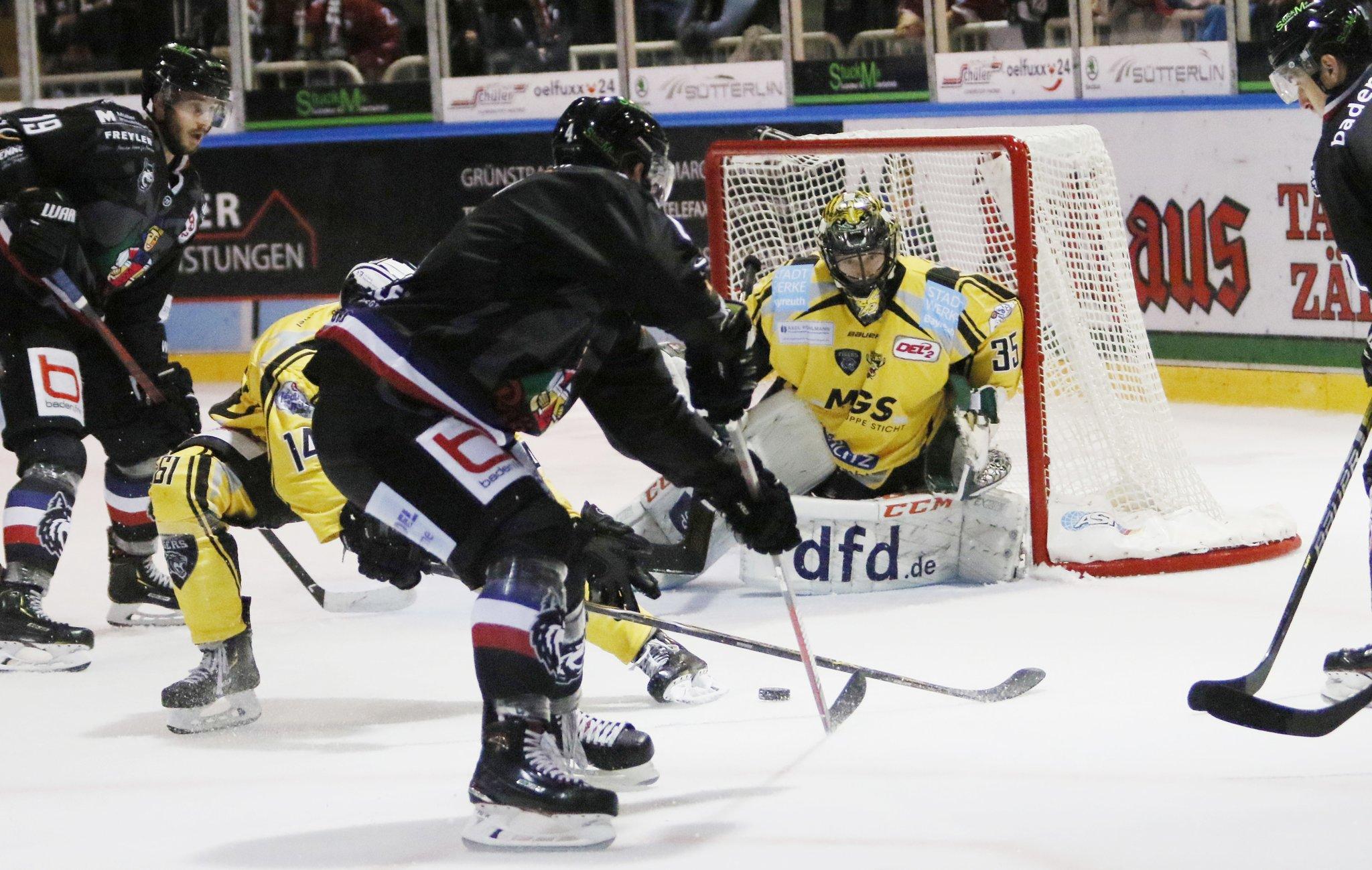 Eishockey Bayreuth